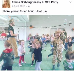Army CTP Party