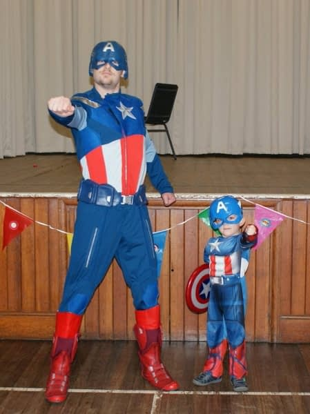 Superhero - Captain America