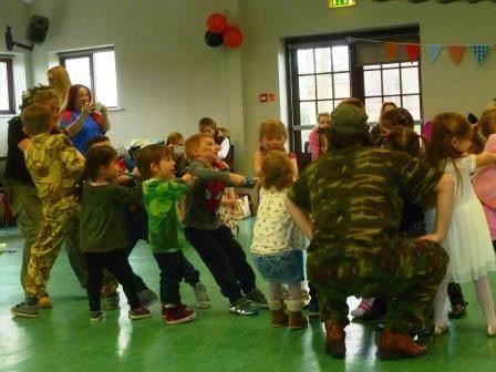 Survival Kids Party
