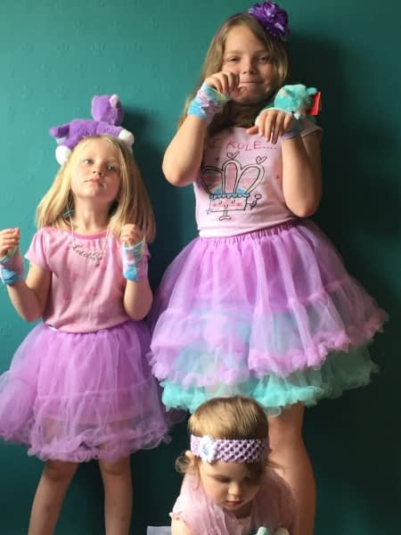 Tutu Tango's a great party for girls of all ages