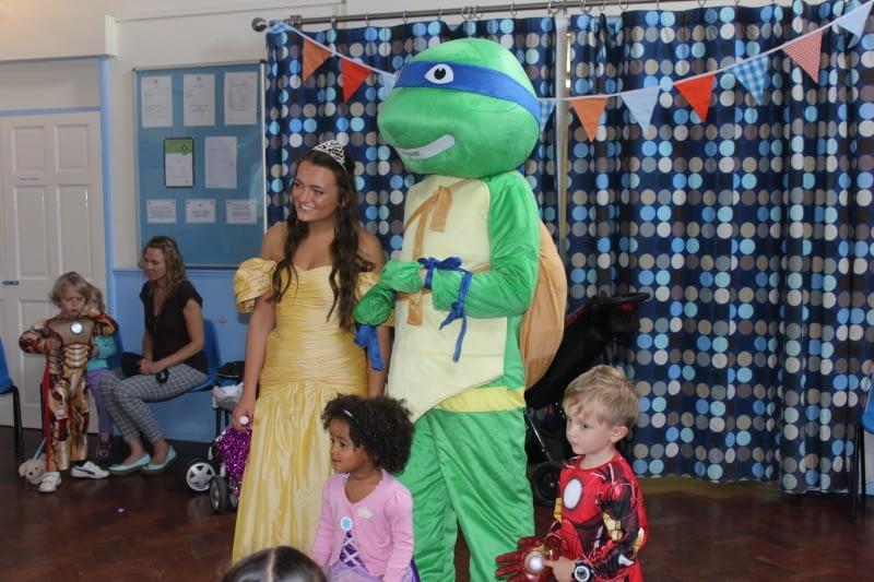 Princess & Superhero Party Bristol