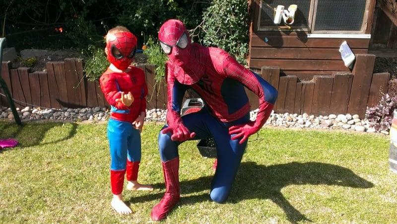 Spiderman M&G