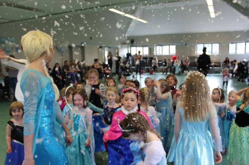 Frozen Party Bristol