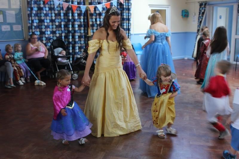 Bristol Kids Party