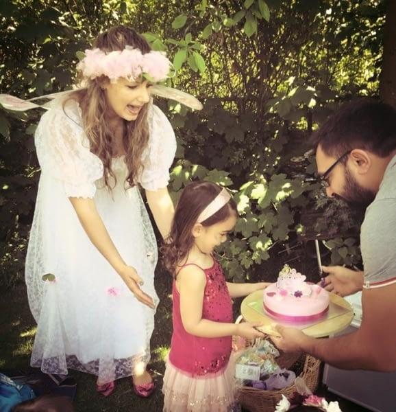 Fairy inspired birthdays