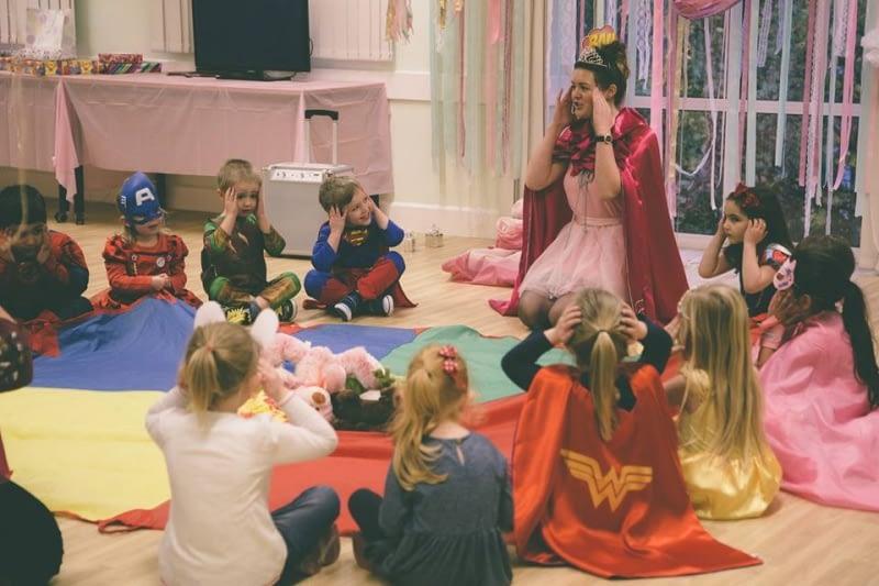 Superhero Princess 3