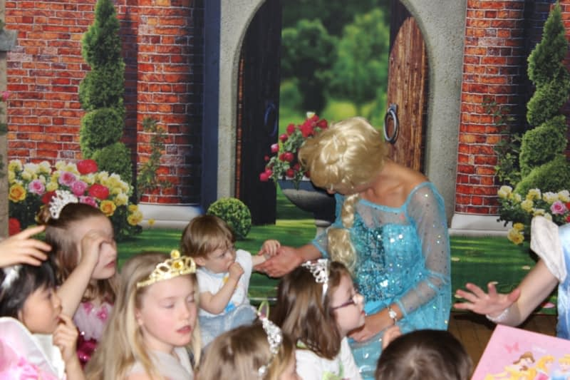 Princess Parties Reading