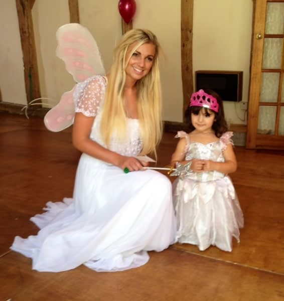 CTP Party Fairy Themed Party