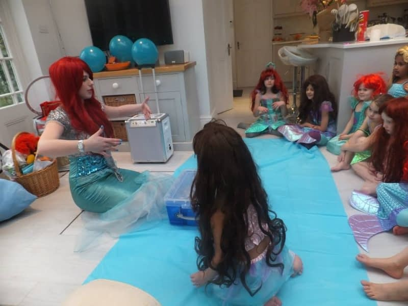 Mermaid Party Bristol