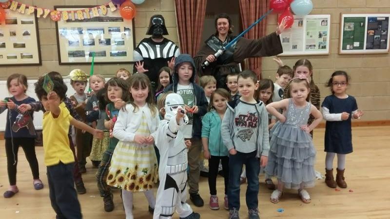 Jedi 2 Party Bristol