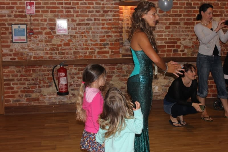 Mermaid Party Odiham