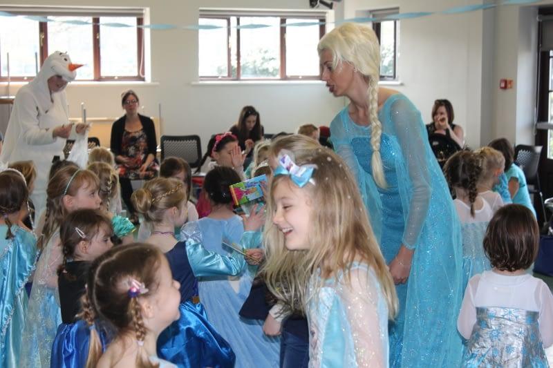 Bristol Elsa Party