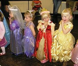 Make Me A Princess Party